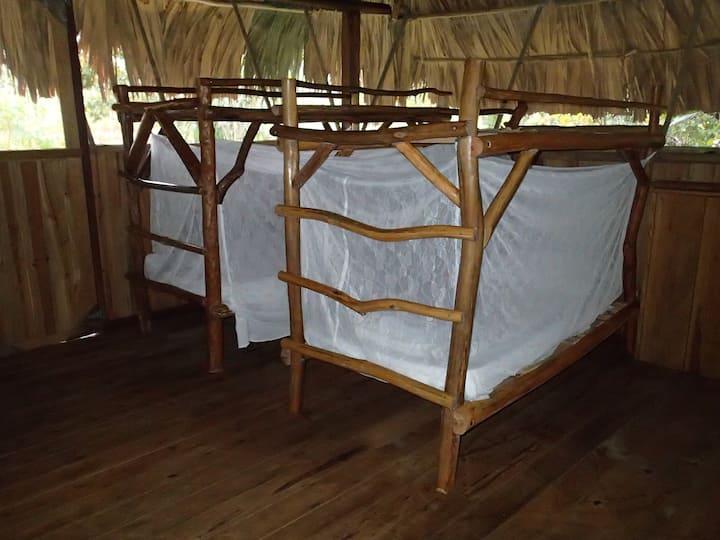 Yaxche Jungle Camp, Dormitory