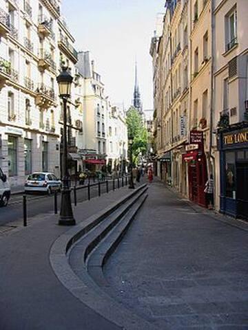 Quartier Latin - París - Pis