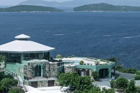 Villa Fantasia - A Hilltop Retreat - Amazing Views - East End - Villa