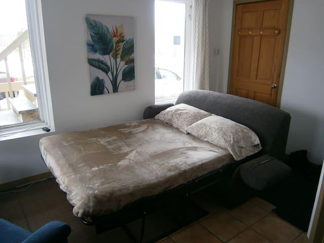 sofa lit tout neuf