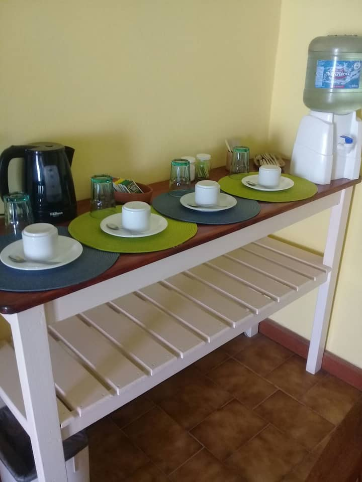 Sal Pimienta Bed and Breakfast para 4