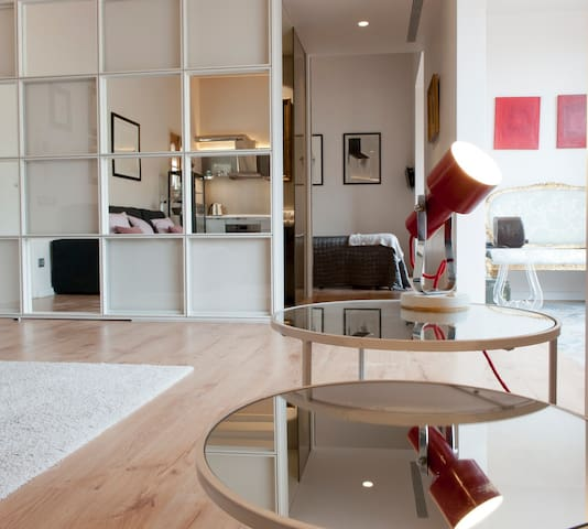Fantastic penthouse in Bcn Center - Barcelona - Apartment