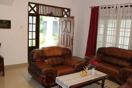 Natures Bliss Villa - Ragama