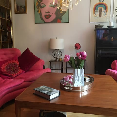 Beautyful 2-room apartment Stockholm Östermalm