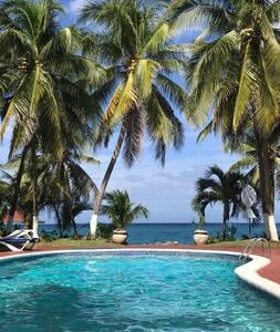 Luxury 3 Bedroom Ocean view / Beachfront Condo