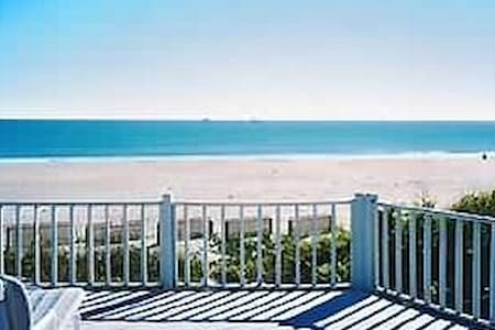 Direct Oceanfront House on the Sand - Мыс Канаверал - Дом