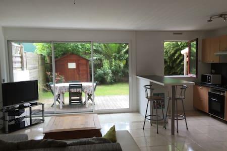 Appartement T2 avec grande piece à vivre - Anglet - Wohnung