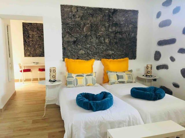 Habitaciones de hotel en régimen de SA