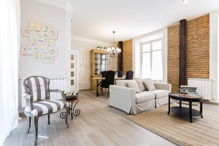 Luxury Apartment Granada´s Heart