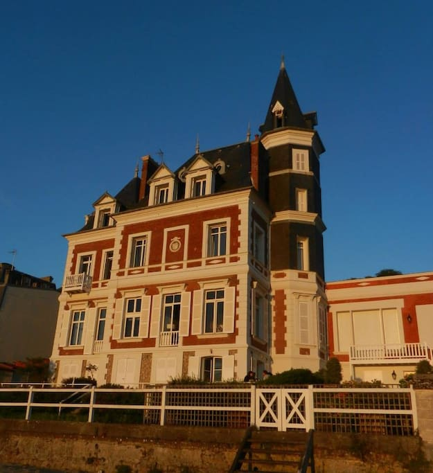 Villa de charme trouville sur mer villas for rent in - Office de tourisme trouville sur mer ...