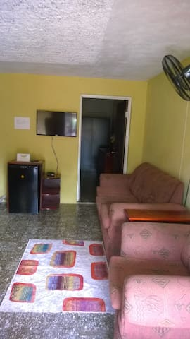 Furnished One Bedroom Apartment - May Pen - Apartment
