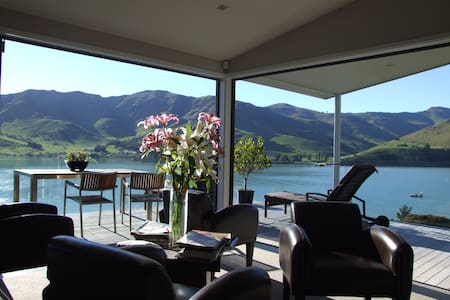 Port Levy, Banks Peninsula B & B + (Meal Options)