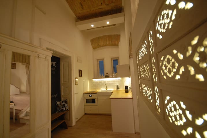 Apartment2 - kitchen