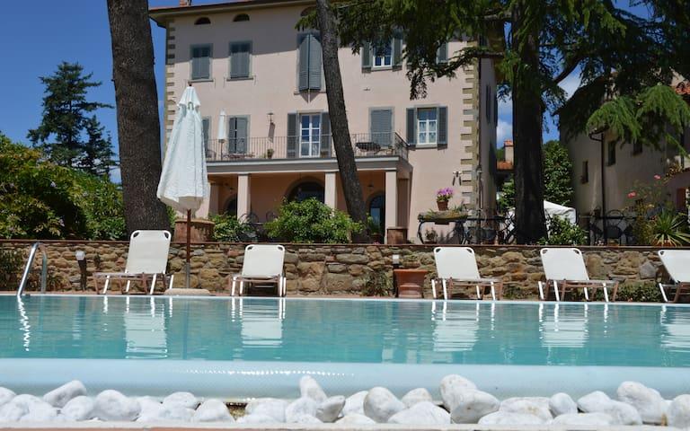 Villa La Grotta - San Giustino Valdarno - Casa de campo