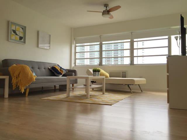 NICE 1 bdr in Sunny Isles - Miami - Sunny Isles Beach - Wohnung