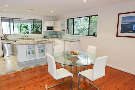 Pittwater Retreat, pool , views - Church Point - บ้าน
