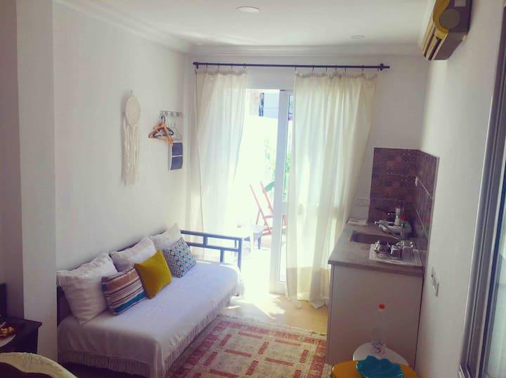 Charming studio In la marsa (Bravo)