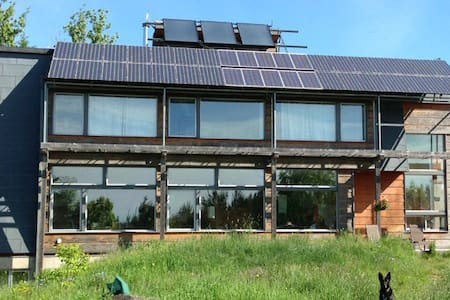 Ultimate Solar Powered Natural Home - Mono