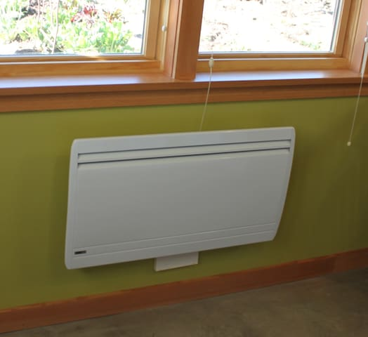 The wall heating unit is excellent to heat the unit.