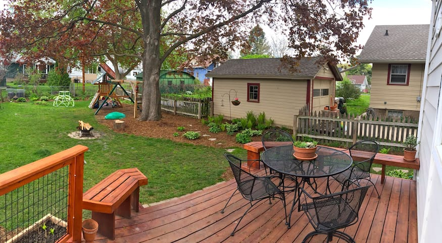 Family friendly in Bay Creek nbrhd - Madison - House