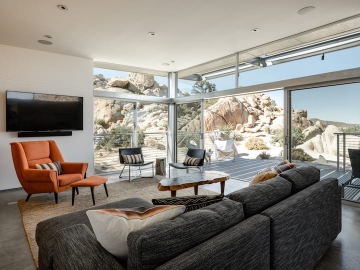 Rock Reach House - as profiled in dwell