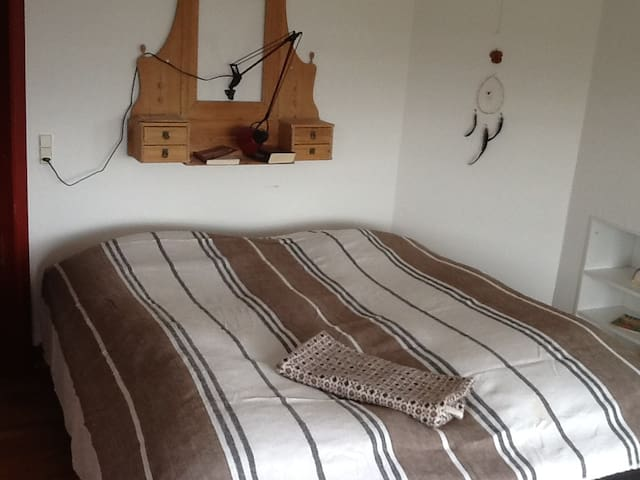 Cosy double bed room,harbor view,center Tórshavn