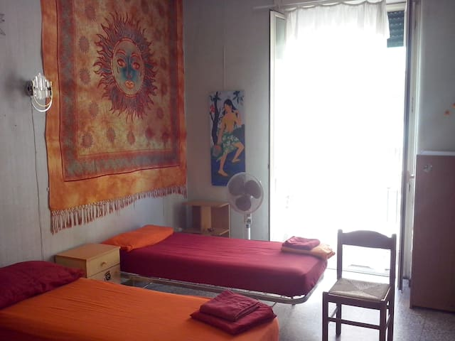 Double Room Catania near Botanical garden