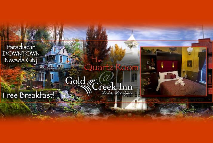 Gold Creek Inn Quartz Room
