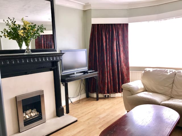CITY of LONDON (30min) Nice Family Apartment for 6