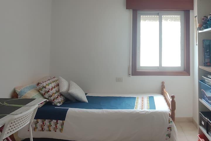 Habitación privada en zona céntrica de A Guarda