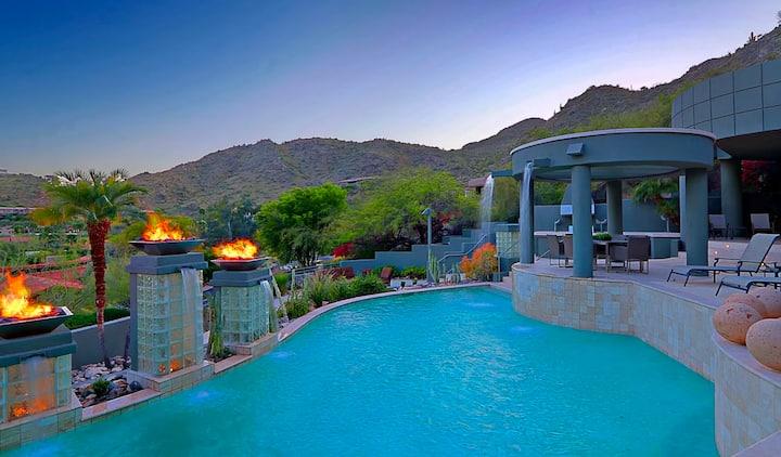 Hillside Paradise Villa in Paradise Valley