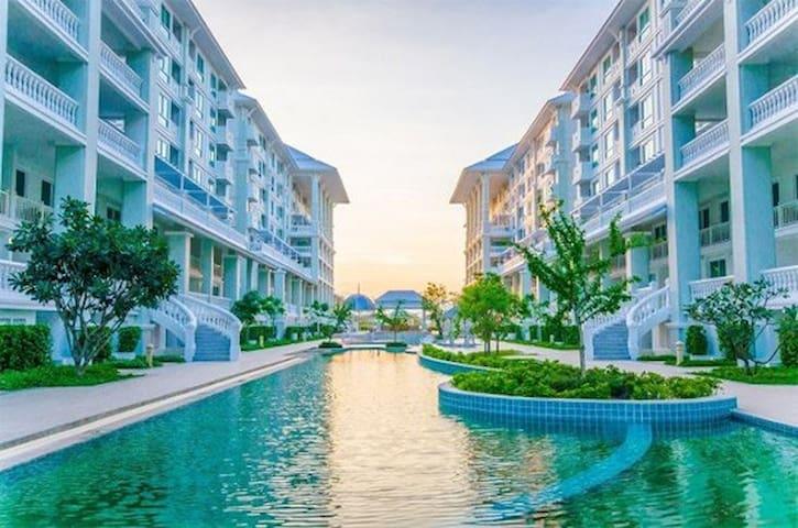 THE ENERGY HUA HIN คอนโดติดทะเล - TH - Appartement