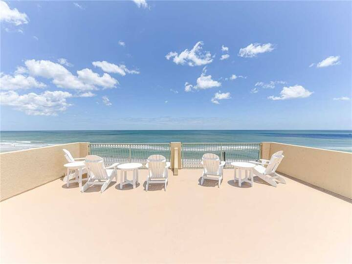 Wave Watch, 6 Bedrooms, Sleeps 13, Ocean Front, Private Pool, Spa