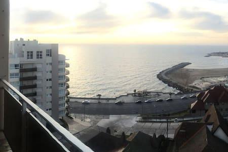 Departamento 3 Amb. c/ Vista al mar  y cochera