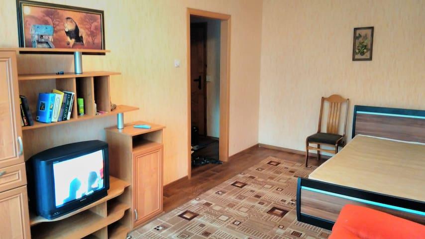 В центре Орла посуточно сдам квартиру - Oryol - Leilighet