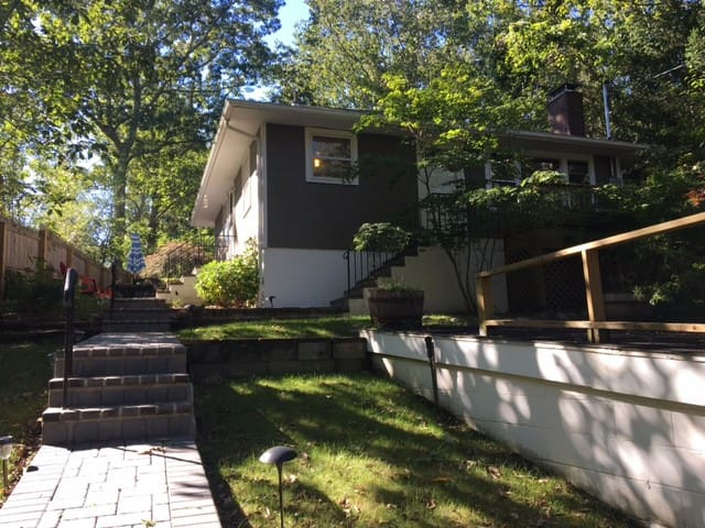 From $300 Sag Harbor cottage with private pool**