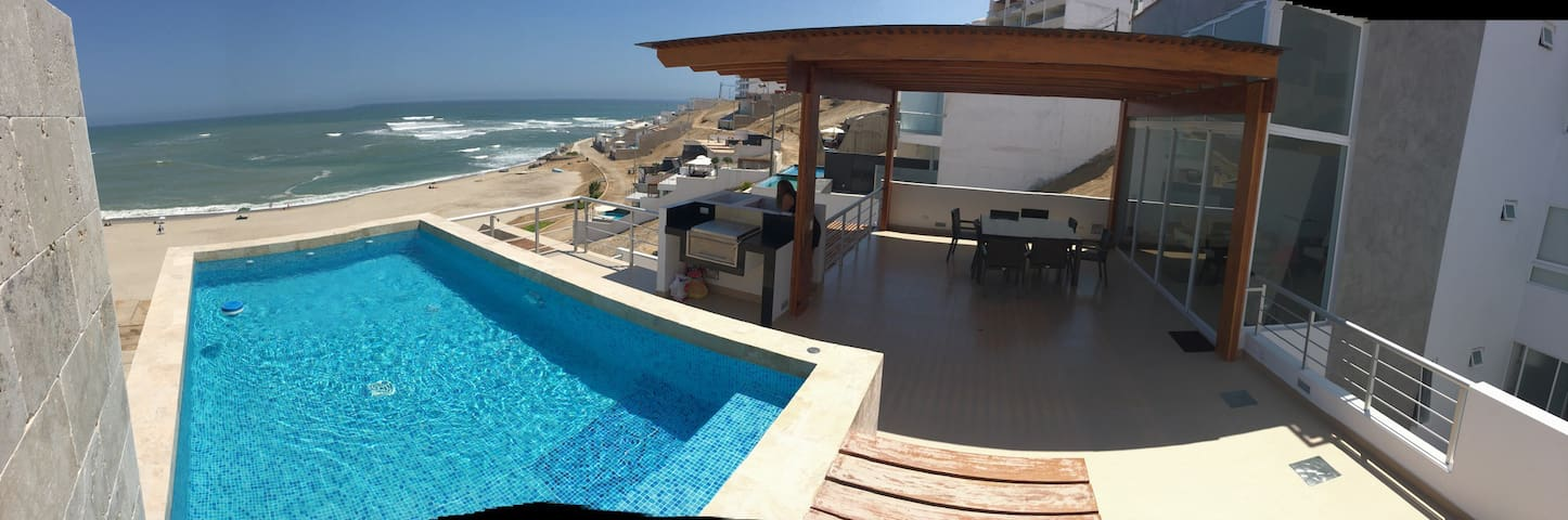 Dpto de playa/ beach apartment - Distrito de Lima - Appartement