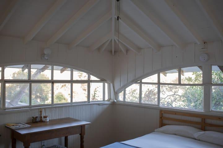 Laurel Canyon Guesthouse - Los Angeles - Blockhütte