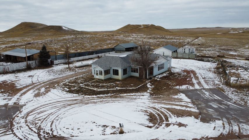 Experience Our Wyoming Life - Stay on the Ranch