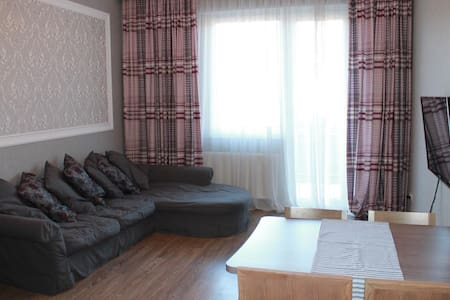 New! Stylish apartment in Saburtalo district - Apartment