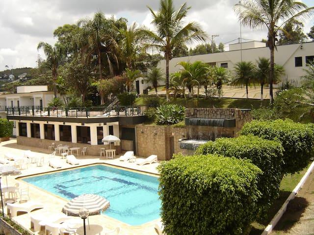 Apartamento confortável em Bragança - Bragança Paulista - Wohnung