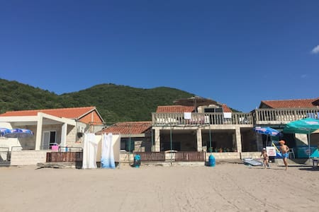 Holidays on the beach with the sea at your feet! 2 - Budva - Wohnung