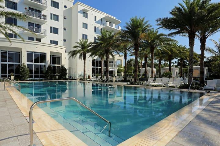 Resort Lifestyle - Modern - Sun Soaked -Boca Raton