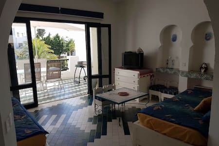 Appartement plage Port Kantaoui - Hammam Sousse