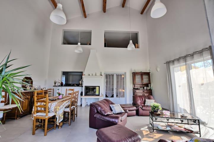 Chambre d'hôte ALERIA - Giuncaggio - Dům pro hosty
