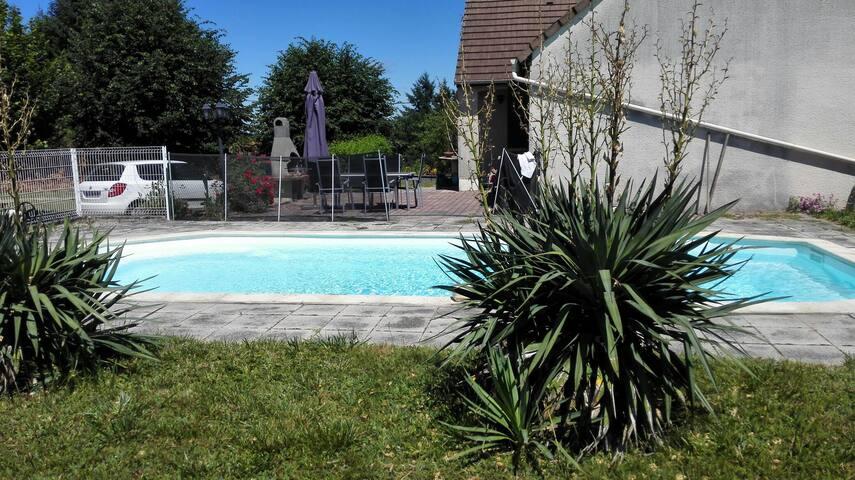 Maison avec piscine en Corrèze