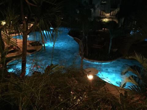 Conforto e Águas Quentes/suite&flat