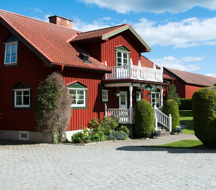 Farmhouse at Öjerviks gård
