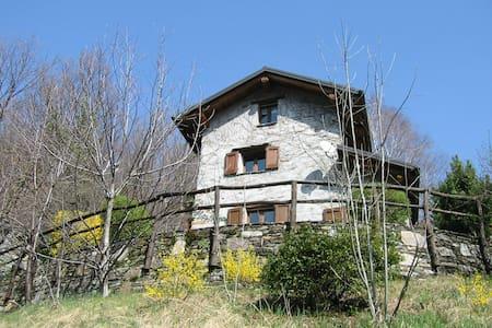 Casa Alfonso im Valle Cannobina - Provincia del Verbano-Cusio-Ossola - Haus