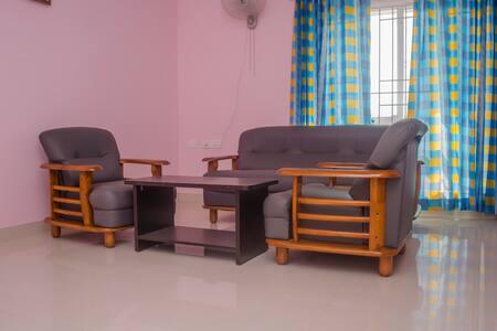 Baba House -Apartment - Coimbatore